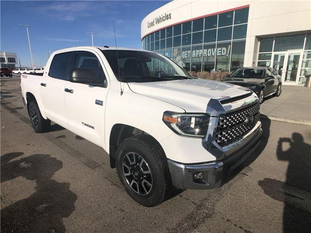 2018 Toyota Tundra SR5 Plus 5.7L V8 (Stk: 2801374A) in Calgary - Image 2 of 17