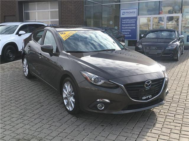 2016 Mazda Mazda3 GT (Stk: 28247A) in East York - Image 1 of 30