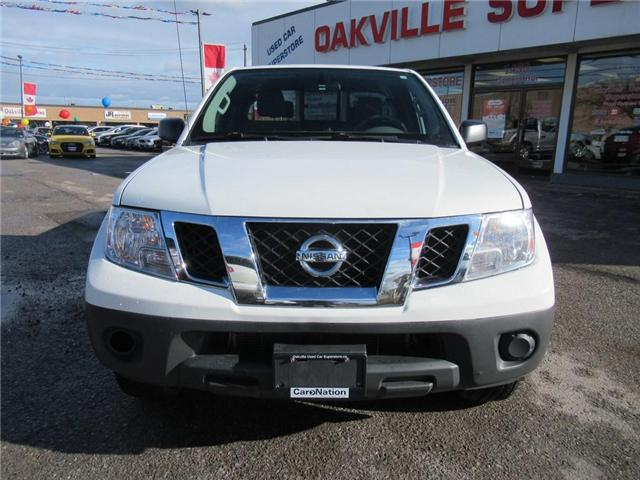 2013 Nissan Frontier S | POWER OPTIONS | CRUISE | LANDSCAPERS DREAM (Stk: P11626) in Oakville - Image 2 of 24