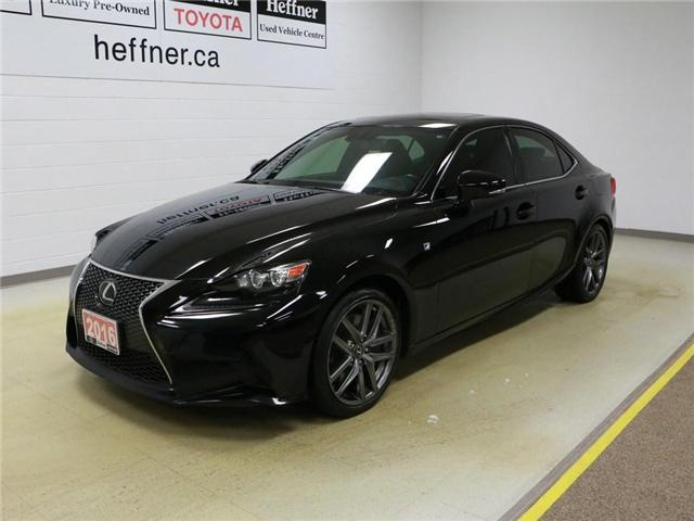2016 Lexus IS 350 Base (Stk: 187320) in Kitchener - Image 1 of 29