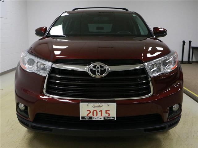 2015 Toyota Highlander  (Stk: 186422) in Kitchener - Image 21 of 29