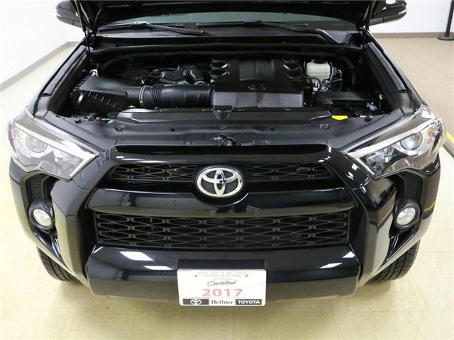 2017 Toyota 4Runner SR5 (Stk: 186426) in Kitchener - Image 27 of 30