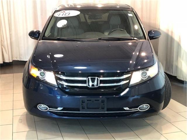 2015 Honda Odyssey Touring (Stk: 37905) in Toronto - Image 2 of 30