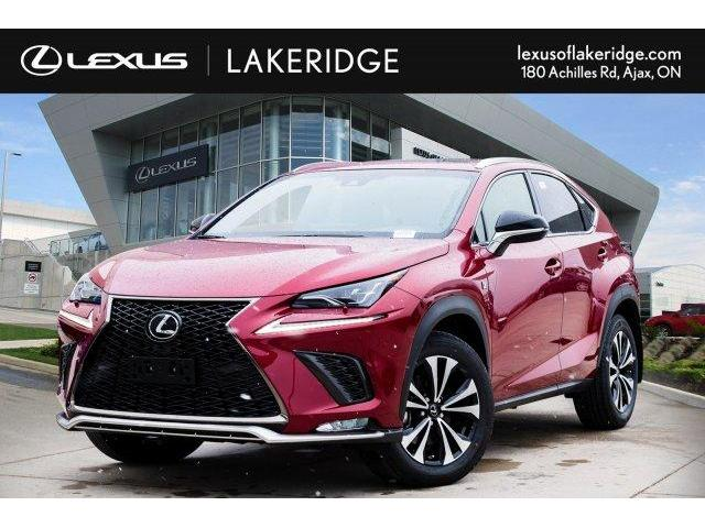 2019 Lexus NX 300 Base (Stk: L19163) in Toronto - Image 1 of 26