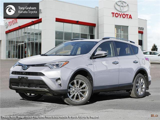 2018 Toyota RAV4 Hybrid Limited (Stk: 89146) in Ottawa - Image 1 of 22