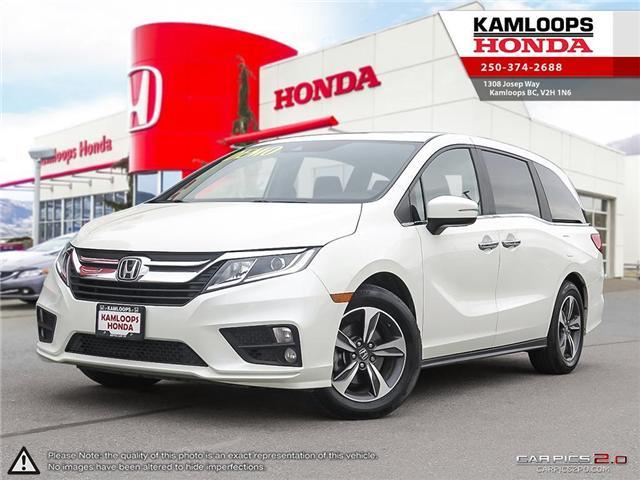2018 Honda Odyssey EX (Stk: N13977) in Kamloops - Image 1 of 25