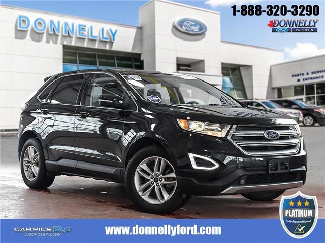 2015 Ford Edge SEL (Stk: PLDUR5869A) in Ottawa - Image 1 of 30