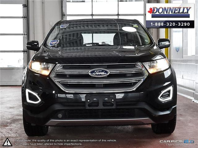 2015 Ford Edge SEL (Stk: PLDUR5869A) in Ottawa - Image 2 of 30