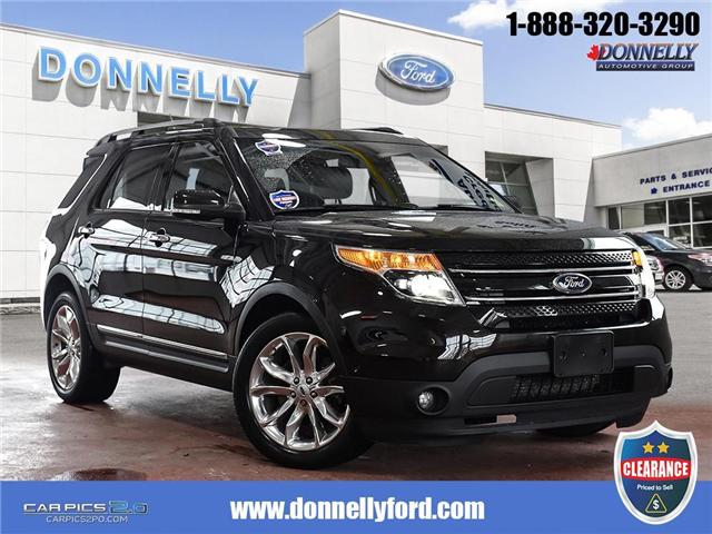 2014 Ford Explorer Limited (Stk: CLDU5924) in Ottawa - Image 1 of 30