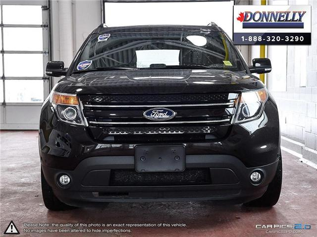 2014 Ford Explorer Limited (Stk: CLDU5924) in Ottawa - Image 2 of 30