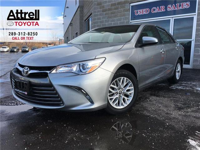 2016 Toyota Camry  (Stk: 42620A) in Brampton - Image 1 of 24
