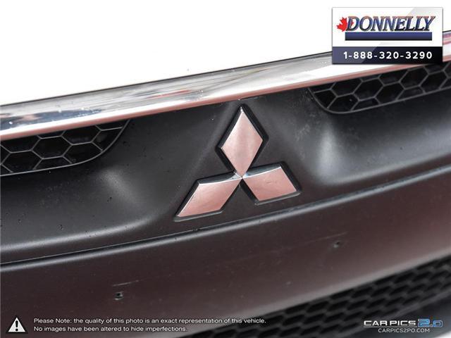 2012 Mitsubishi Lancer Sportback SE (Stk: CLDUR5695B) in Ottawa - Image 9 of 30
