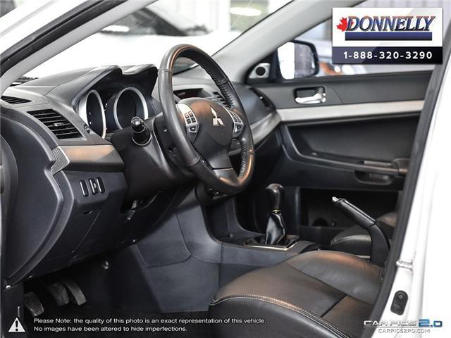 2012 Mitsubishi Lancer Sportback SE (Stk: CLDUR5695B) in Ottawa - Image 13 of 30