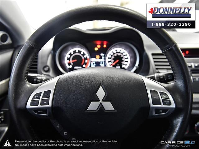 2012 Mitsubishi Lancer Sportback SE (Stk: CLDUR5695B) in Ottawa - Image 14 of 30