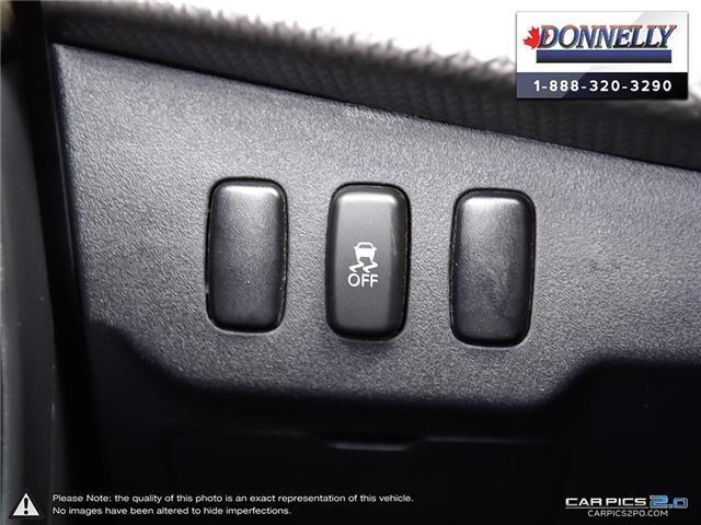 2012 Mitsubishi Lancer Sportback SE (Stk: CLDUR5695B) in Ottawa - Image 29 of 30