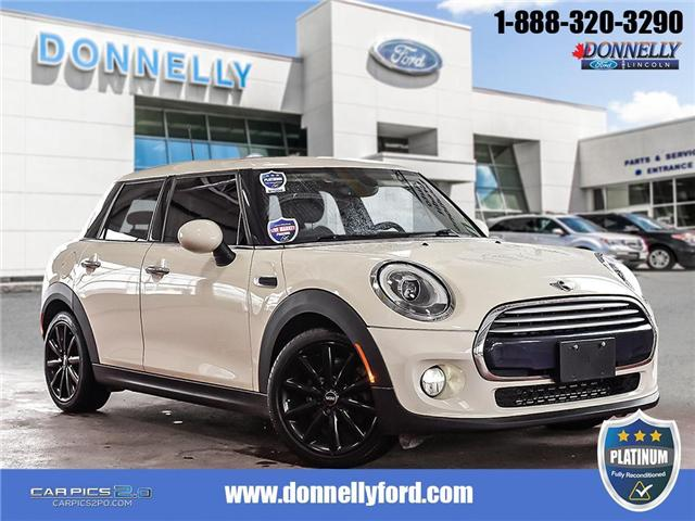 2015 MINI 5 Door Cooper (Stk: PLDU5889TA) in Ottawa - Image 1 of 30