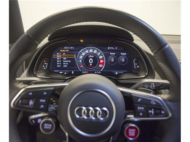 2018 Audi R8 5.2 V10 (Stk: C6382) in Vaughan - Image 9 of 19