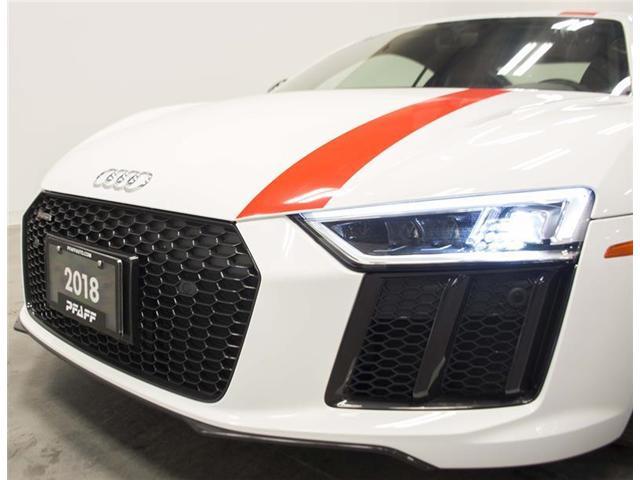 2018 Audi R8 5.2 V10 (Stk: C6382) in Vaughan - Image 18 of 19