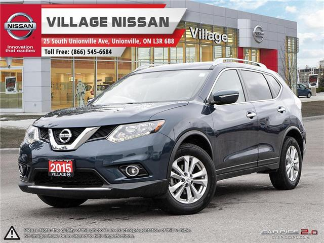 2015 Nissan Rogue SV (Stk: 90051A) in Unionville - Image 1 of 27