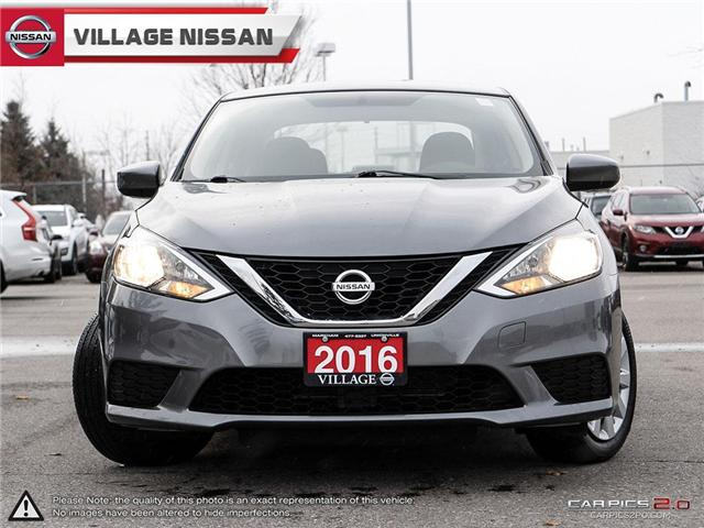 2016 Nissan Sentra 1.8 S (Stk: P2708) in Unionville - Image 2 of 27