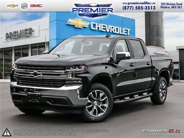2019 Chevrolet Silverado 1500 LT (Stk: 191391) in Windsor - Image 1 of 27