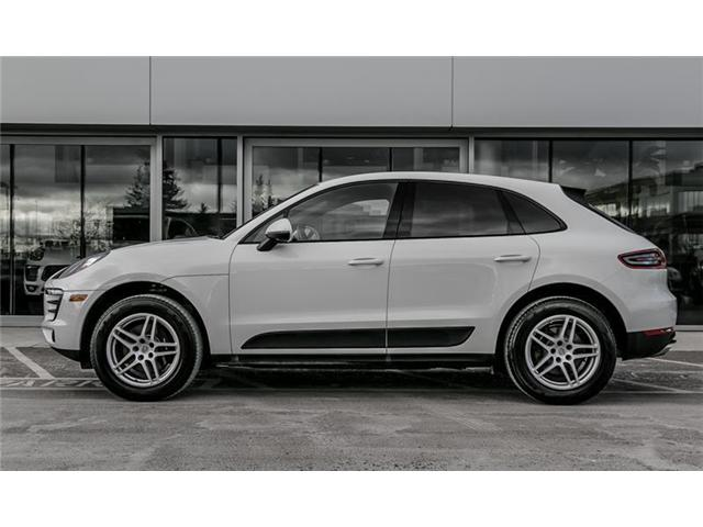 2017 Porsche Macan  (Stk: U7496) in Vaughan - Image 2 of 17