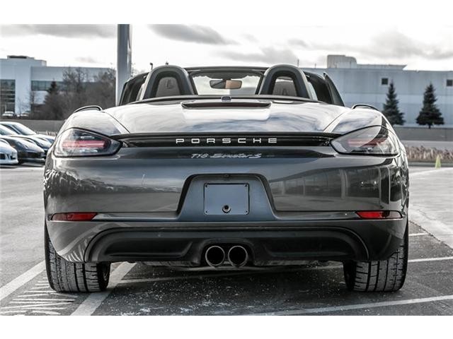 2017 Porsche 718 Boxster S (Stk: U7541) in Vaughan - Image 2 of 17