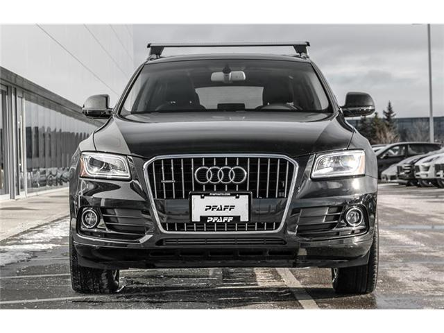 2017 Audi Q5 2.0T Komfort quattro 8sp Tiptronic (Stk: U7556) in Vaughan - Image 2 of 14