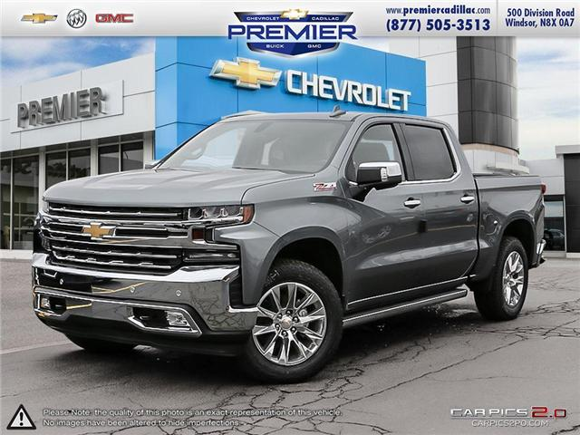 2019 Chevrolet Silverado 1500 LTZ (Stk: 191418) in Windsor - Image 1 of 27