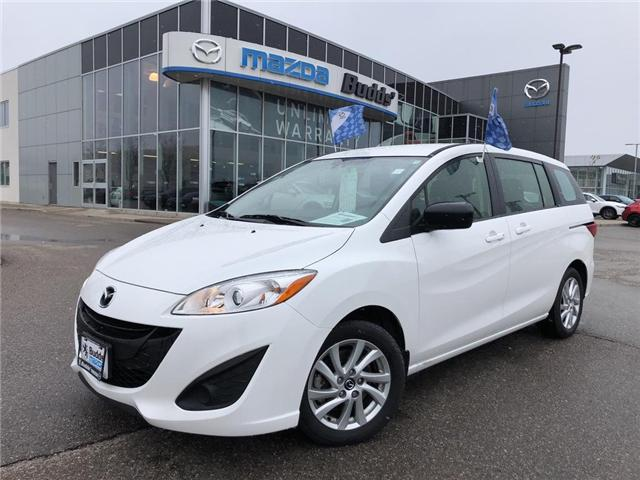 2017 Mazda Mazda5 GS (Stk: 15467L) in Oakville - Image 1 of 18