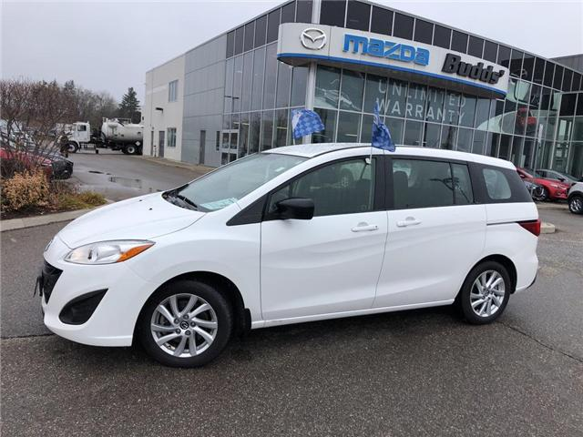 2017 Mazda Mazda5 GS (Stk: 15467L) in Oakville - Image 2 of 18