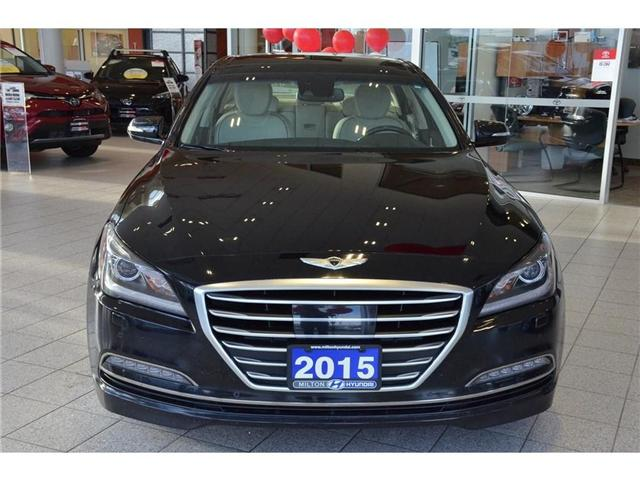 2015 Hyundai Genesis 5.0 Ultimate (Stk: 025805A) in Milton - Image 2 of 43