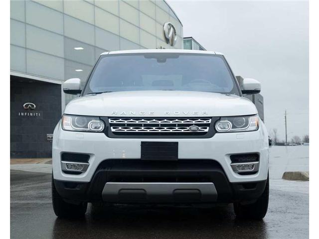 2016 Land Rover Range Rover Sport DIESEL Td6 HSE (Stk: P0725) in Ajax - Image 2 of 27