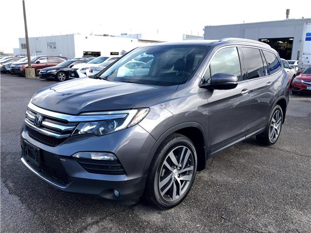 2017 Honda Pilot Touring (Stk: 500164T) in Brampton - Image 1 of 19