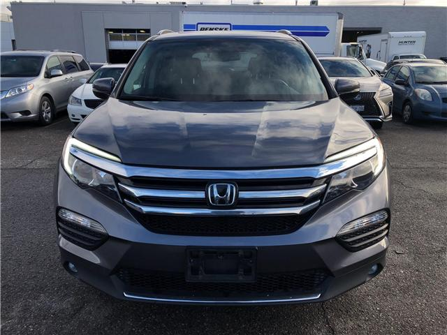 2017 Honda Pilot Touring (Stk: 500164T) in Brampton - Image 2 of 19