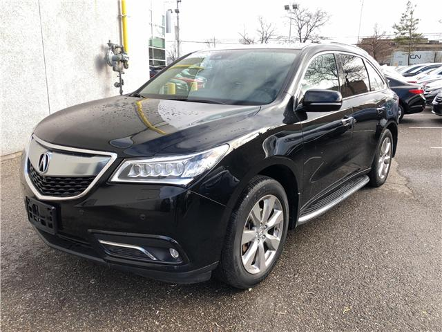 2016 Acura MDX Elite Package (Stk: 509208T) in Brampton - Image 1 of 21