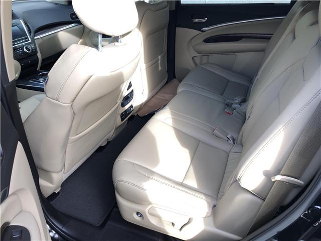 2016 Acura MDX Elite Package (Stk: 509208T) in Brampton - Image 11 of 21