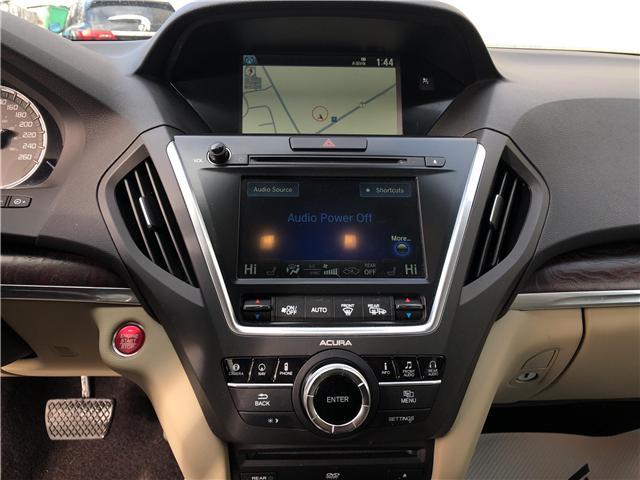 2016 Acura MDX Elite Package (Stk: 509208T) in Brampton - Image 16 of 21