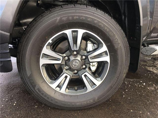 2018 Toyota Tacoma TRD SPORT UPGRADE 4X4 NAVI, ALLOYS, SUNROOF, LEATH (Stk: 41231A) in Brampton - Image 2 of 28
