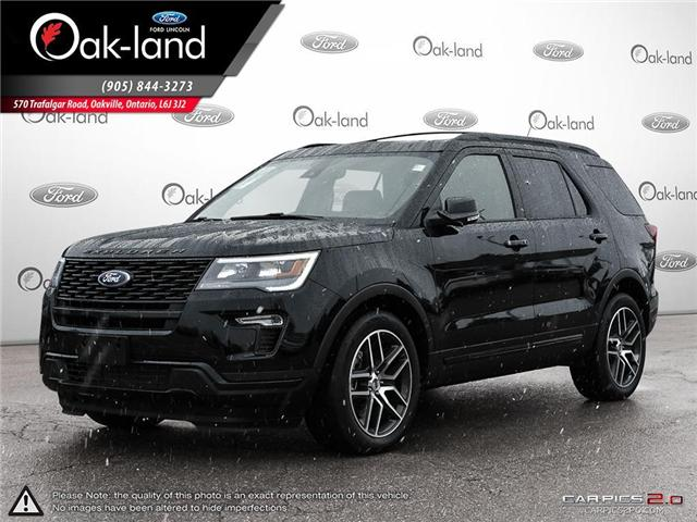 2018 Ford Explorer Sport (Stk: A3101) in Oakville - Image 1 of 25