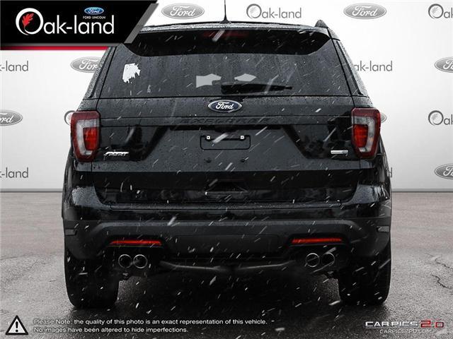 2018 Ford Explorer Sport (Stk: A3101) in Oakville - Image 5 of 25