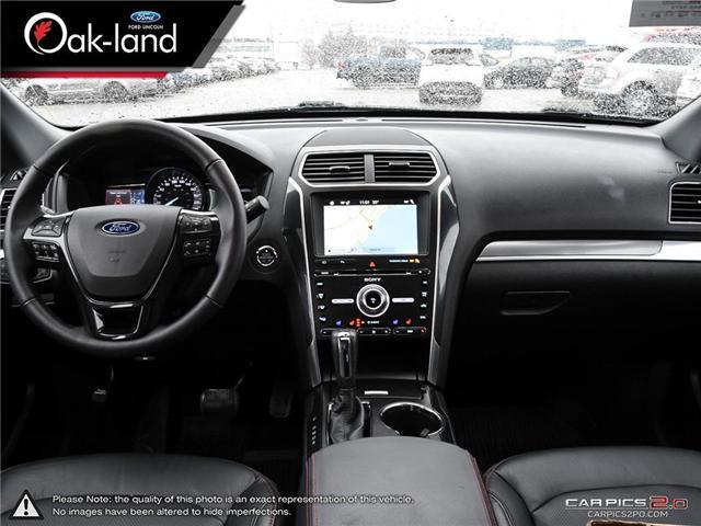 2018 Ford Explorer Sport (Stk: A3101) in Oakville - Image 10 of 25