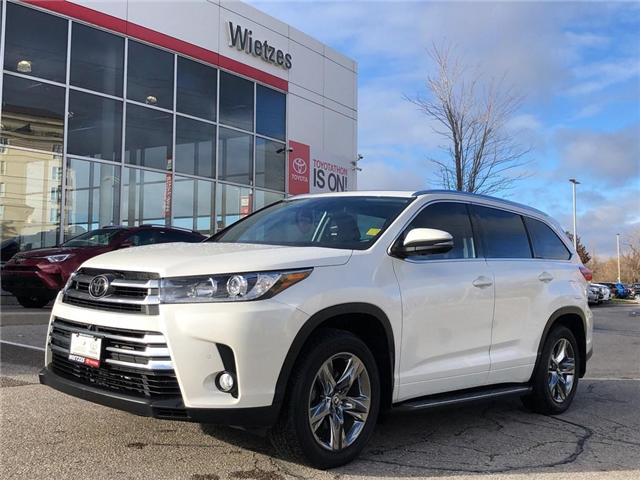 2017 Toyota Highlander Limited (Stk: U2169) in Vaughan - Image 1 of 25