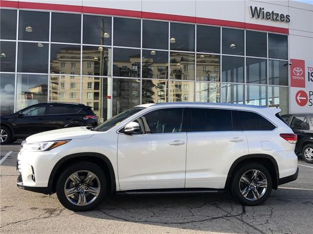 2017 Toyota Highlander Limited (Stk: U2169) in Vaughan - Image 2 of 25