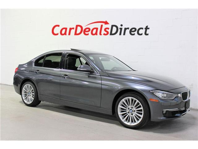 2014 BMW 328i xDrive (Stk: 983303) in Vaughan - Image 1 of 30