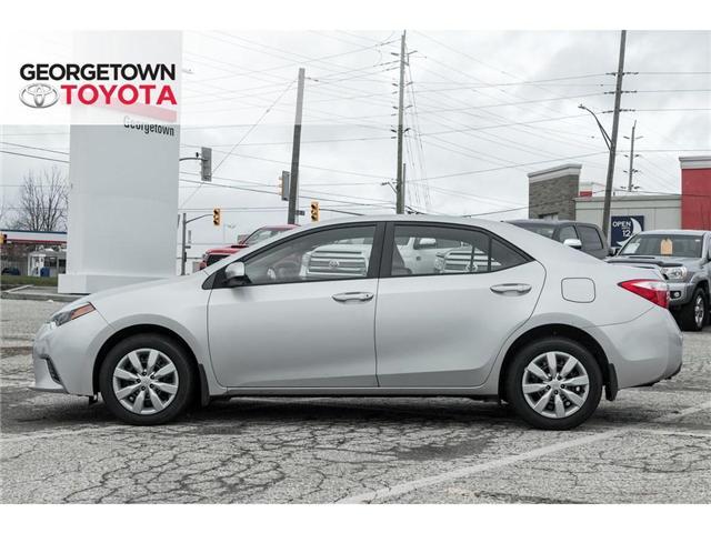 2015 Toyota Corolla  (Stk: 15-85129) in Georgetown - Image 3 of 20