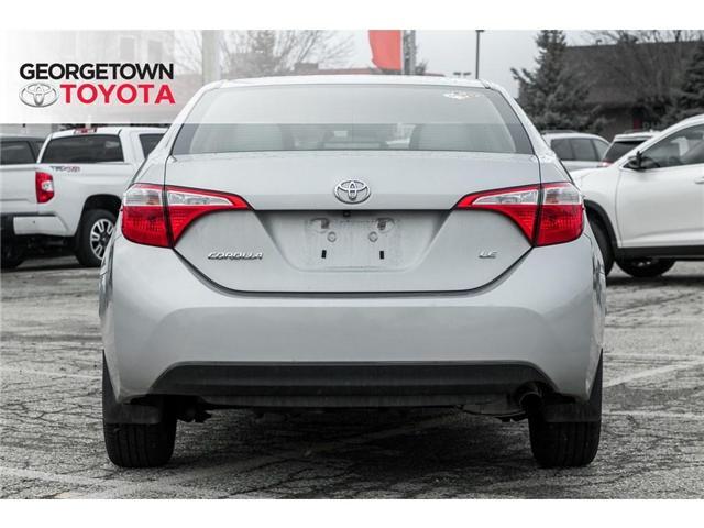 2015 Toyota Corolla  (Stk: 15-85129) in Georgetown - Image 6 of 20