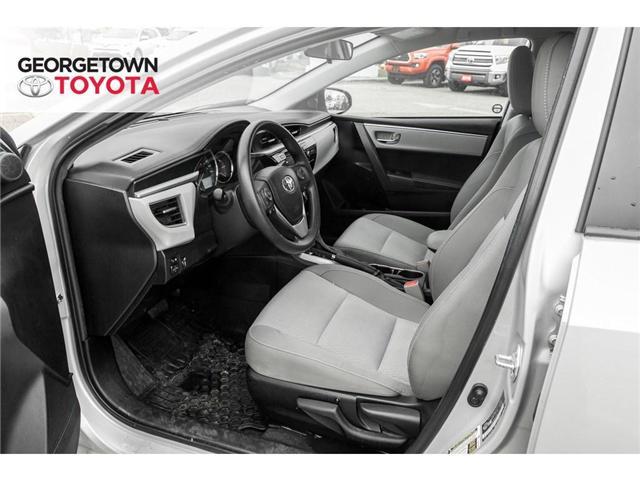 2015 Toyota Corolla  (Stk: 15-85129) in Georgetown - Image 7 of 20