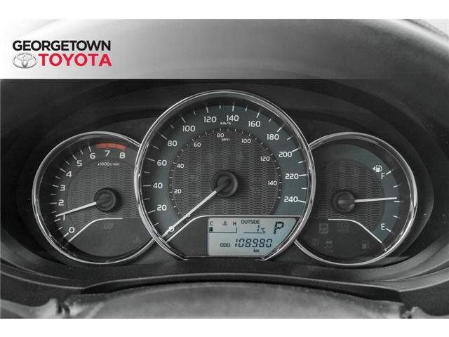 2015 Toyota Corolla  (Stk: 15-85129) in Georgetown - Image 9 of 20