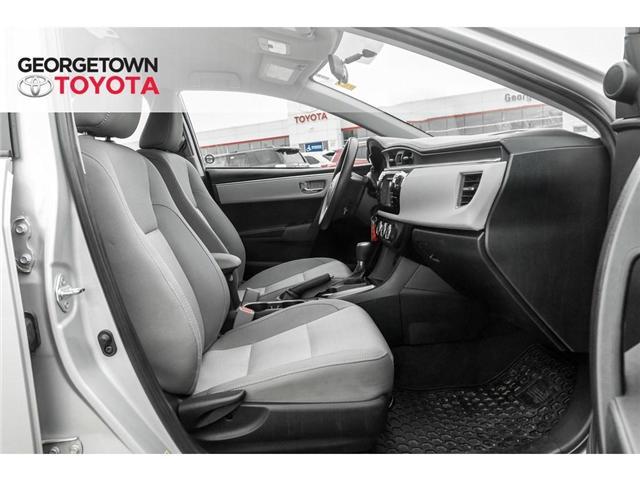 2015 Toyota Corolla  (Stk: 15-85129) in Georgetown - Image 15 of 20